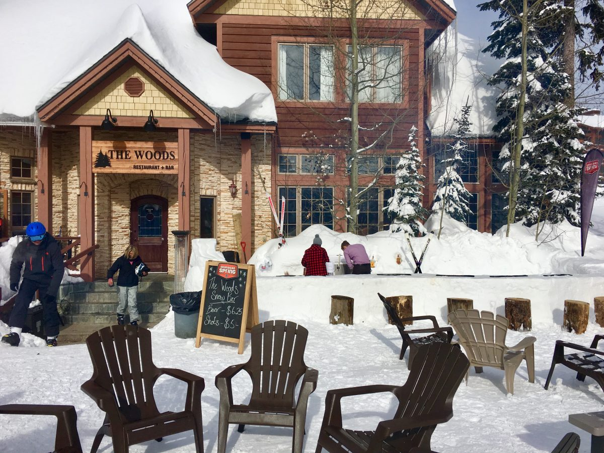 best family ski resort canada