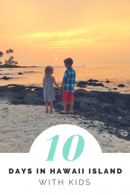 big island with kids