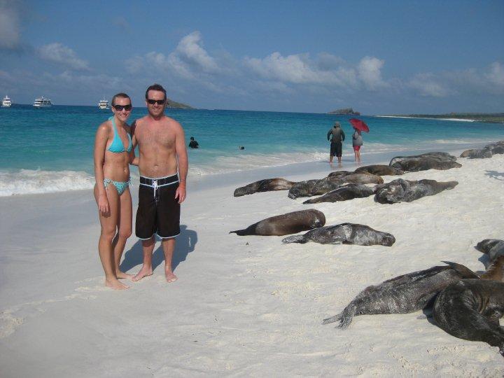 Gardner Bay espanola island Galapagos