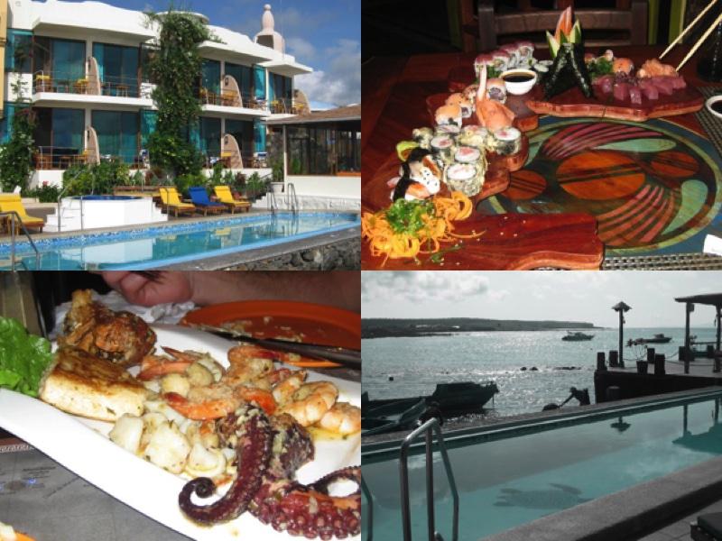 Hotel Solymar Peurto Ayora Galapagos