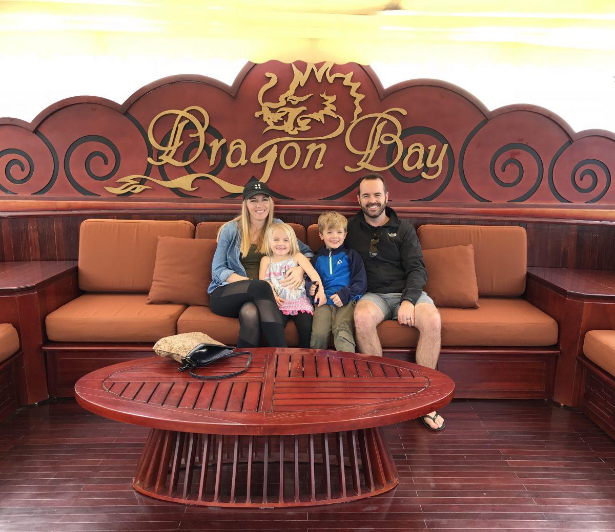 bai to long bay cruise