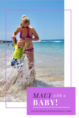 maui with a baby