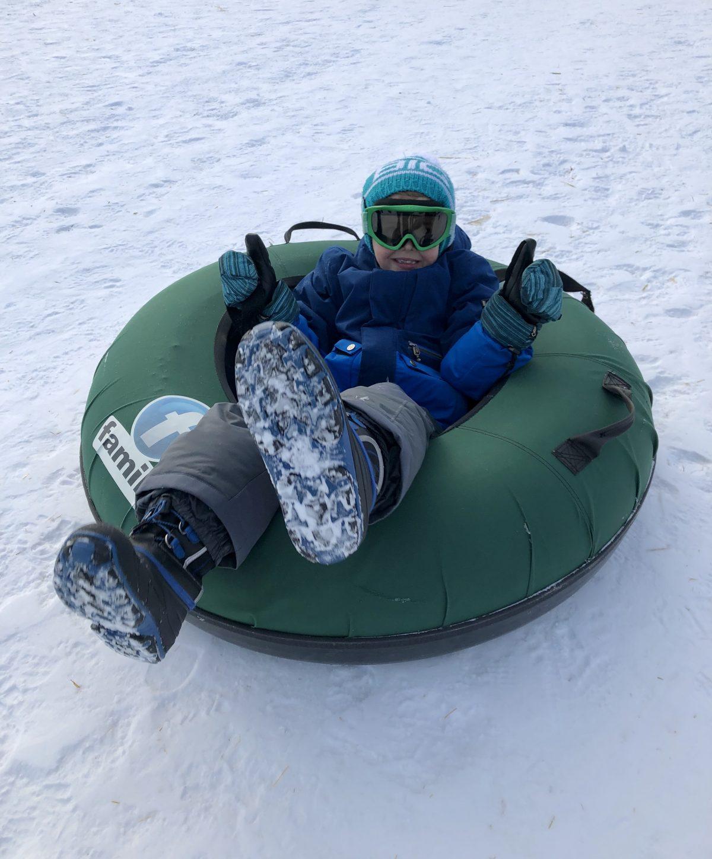 winter vacation in canada